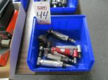 Lot 44 - LOT - (5) PNEUMATIC RIGHT ANGLE DIE GRINDERS