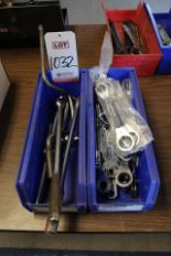 Lot 1032 - LOT - SOCKET WRENCHES & RATCHET WRENCHES, (LUNCHROOM)