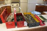 Lot 1054 - LOT - HONING TOOLING, (LUNCHROOM)