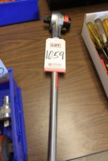 """Lot 1059 - SNAP-ON 3/4"""" x 1"""" TORQUE MULTIPLIER WRENCH, (LUNCHROOM)"""