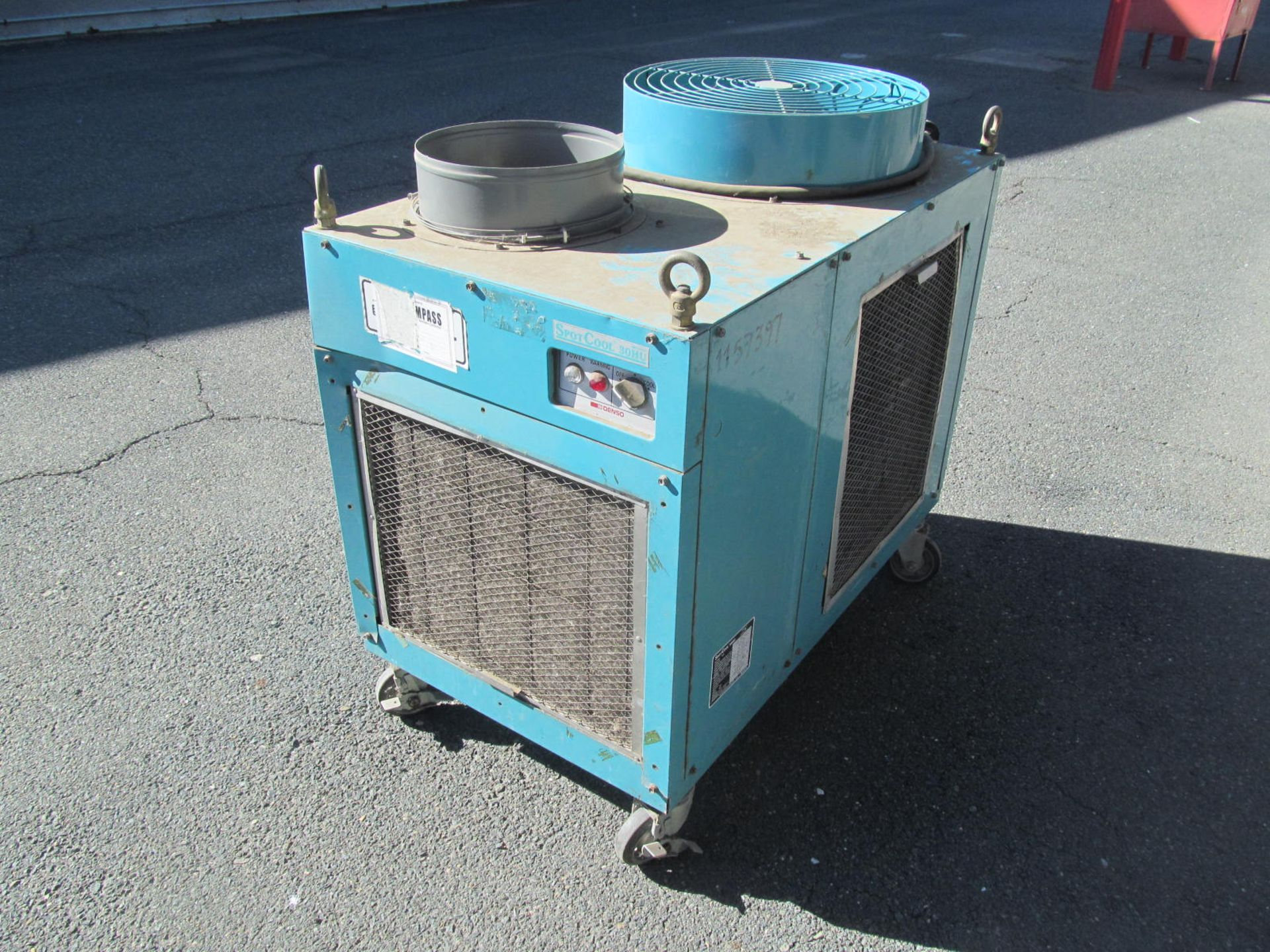 Lot 2009C - SPOTCOOL #30HU PORTABLE AIR CONDITIONER