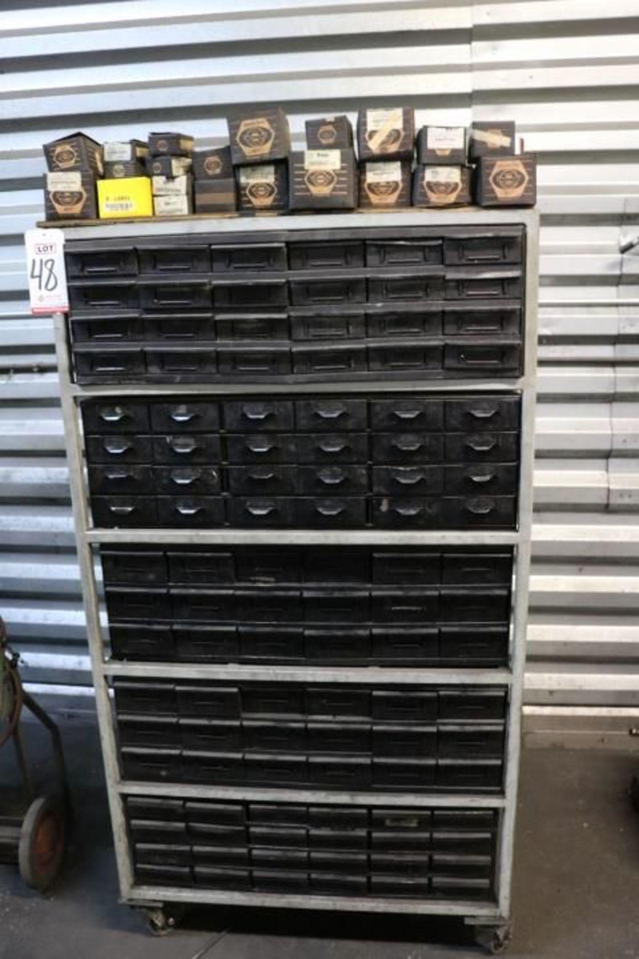 Lot 48 - LOT - ASSORTED SOCKET HEAD CAP SCREWS
