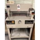 Lot 302 - IDEAL 4850-95CP PAPER CUTTER