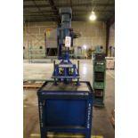 Lot 15 - JRI MULTI-DRILL, (CUSTOM MULTI-DRILL HEAD MACHINE), MODEL TRA03, 220 V, 3-PHASE, S/N MDM08081, (MADE
