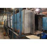 Lot 13 - CONVEYORIZED DIP METAL COATING TANK, W/ 1/3 HP AIR DRIVEN MIXER
