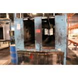 "Lot 14 - CONVEYORIZED METAL DRYING OVEN, 6'-6""W X 24'L X 6'-9""H, W/ (2) 150,000 BRU/HR SOLARONICS SUNTUBE"