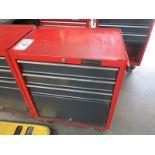 HUSKY 4-DRAWER TOOL BOX, PORTABLE