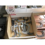 LOT - (9) MISC MICROMETERS