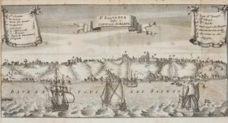 Froger, François: Relation d'un voyage fait en 1695. 1696. & 1697. Aux cotes d'Afrique, détroit de