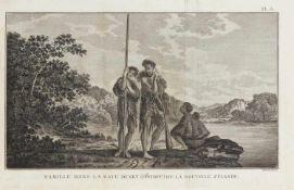 Cook, James: Voyage dans l'hemisphère austral, et autour du monde, fait sur les vaisseaux de roi,