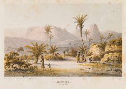Barth, Henri (Heinrich August): Voyages et découvertes dans L'Afrique septentrionale et centrale