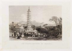 [Wright, George Newenham]: China historisch, romantisch, malerisch. Karlsruhe: Kunst-Verlag (
