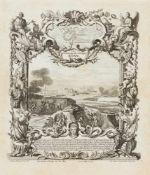 Decker, Paul: Repraesentatio belli, ob successionem in regno Hispanico ... Der Spanische