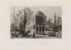 Pardoe, Julia: Ansichten des Bosphorus und Constantinopel's. Mit Bildern nach der Natur gezeichnet