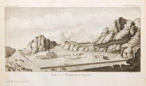 Pallas, Peter Simon: Voyages dans plusieurs provinces de l'Empire de Russie et dans l'Asie