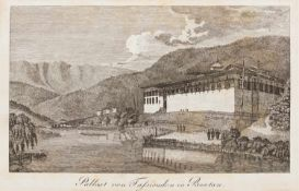 Turner, Samuel: Gesandtschaftsreise an den Hof des Teshoo Lama durch Bootan und einen Theil von