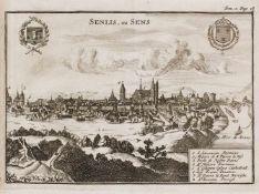 Alquié, François Savinien d': Les delices de la France, ou description des provinces & villes