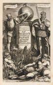 Merian. - (Zeiller, Martin): Topographia Saxoniæ Inferioris das ist Beschreibung der vornehmsten