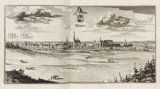 Merian. – (Zeiller, Martin:) Topographia Electorat(us) Brandenburgici et Ducatus Pomeraniæ etc.