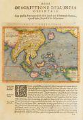 Ptolemaeus, Claudius: La seconda parte della Geografia ..., la quale, oltra l' antiche tauole d'