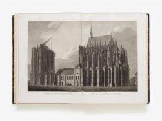 Boisserée, Sulpiz: Ansichten, Risse und einzelne Theile des Doms von Köln, mit Ergänzungen nach