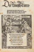 Cicero, M. Tullius (u. Johannes v. Schwarzenberg): Der Teütsch Cicero. [Augsburg: H. Steiner,