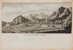 Pallas, Peter Simon: Voyages en différentes provinces de l'empire de Russie et dans l'Asie