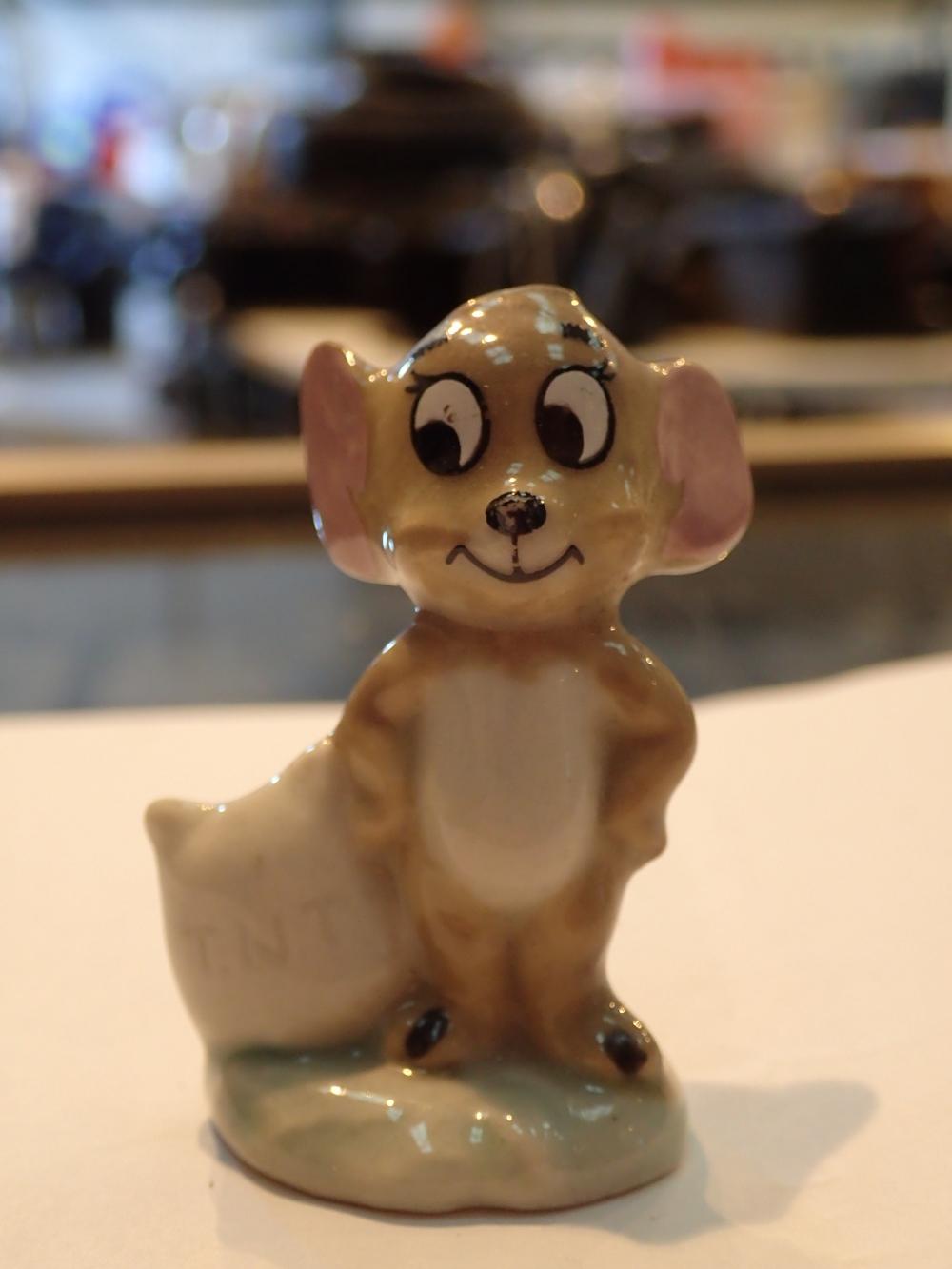 Lot 92 - Wade Jerry Tom & Jerry figurine