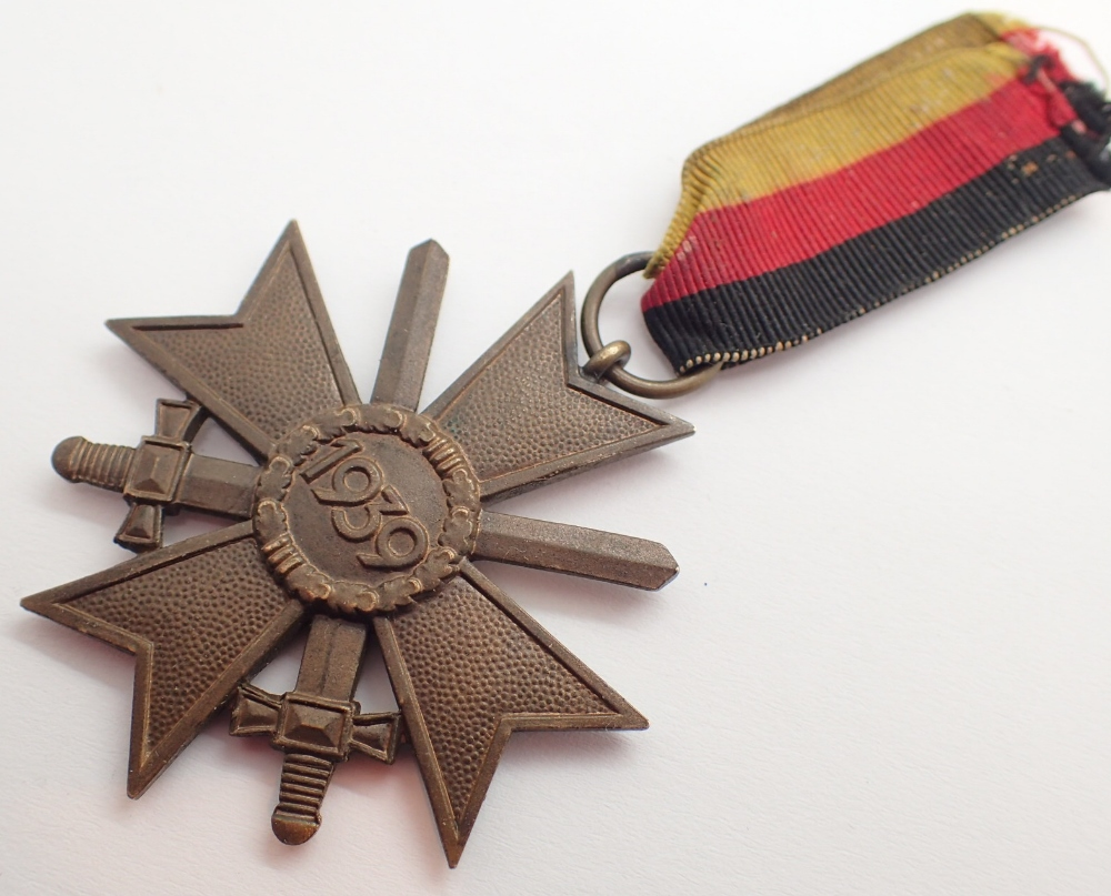Lot 1467 - German 1939 medal D: 5 cm