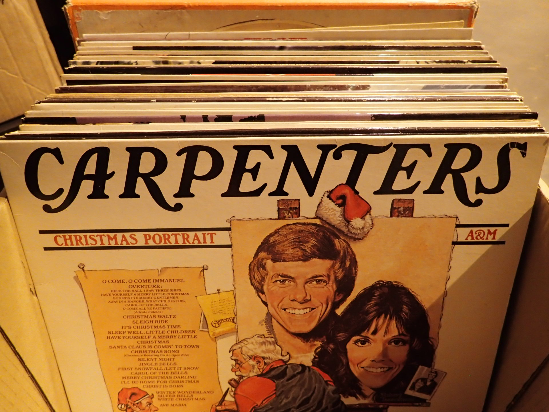 Lot 1623 - Collection of mixed genre LPs including