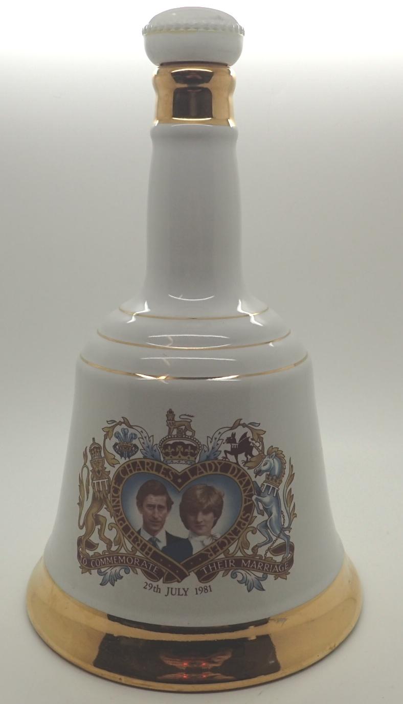 Lot 567 - Wade Bells commemorative whisky decanter