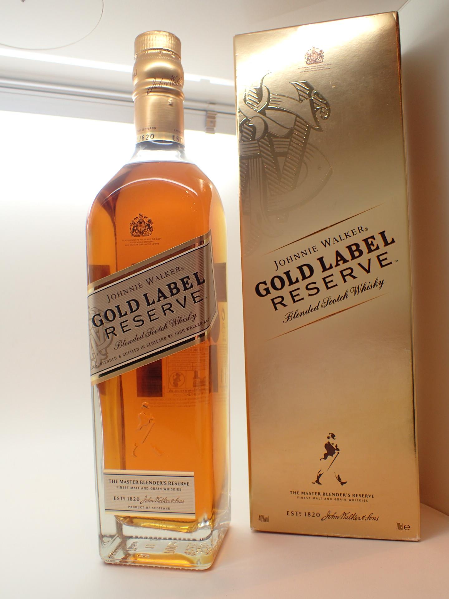 Lot 508 - Johnnie Walker Gold Label Reserve Scotch