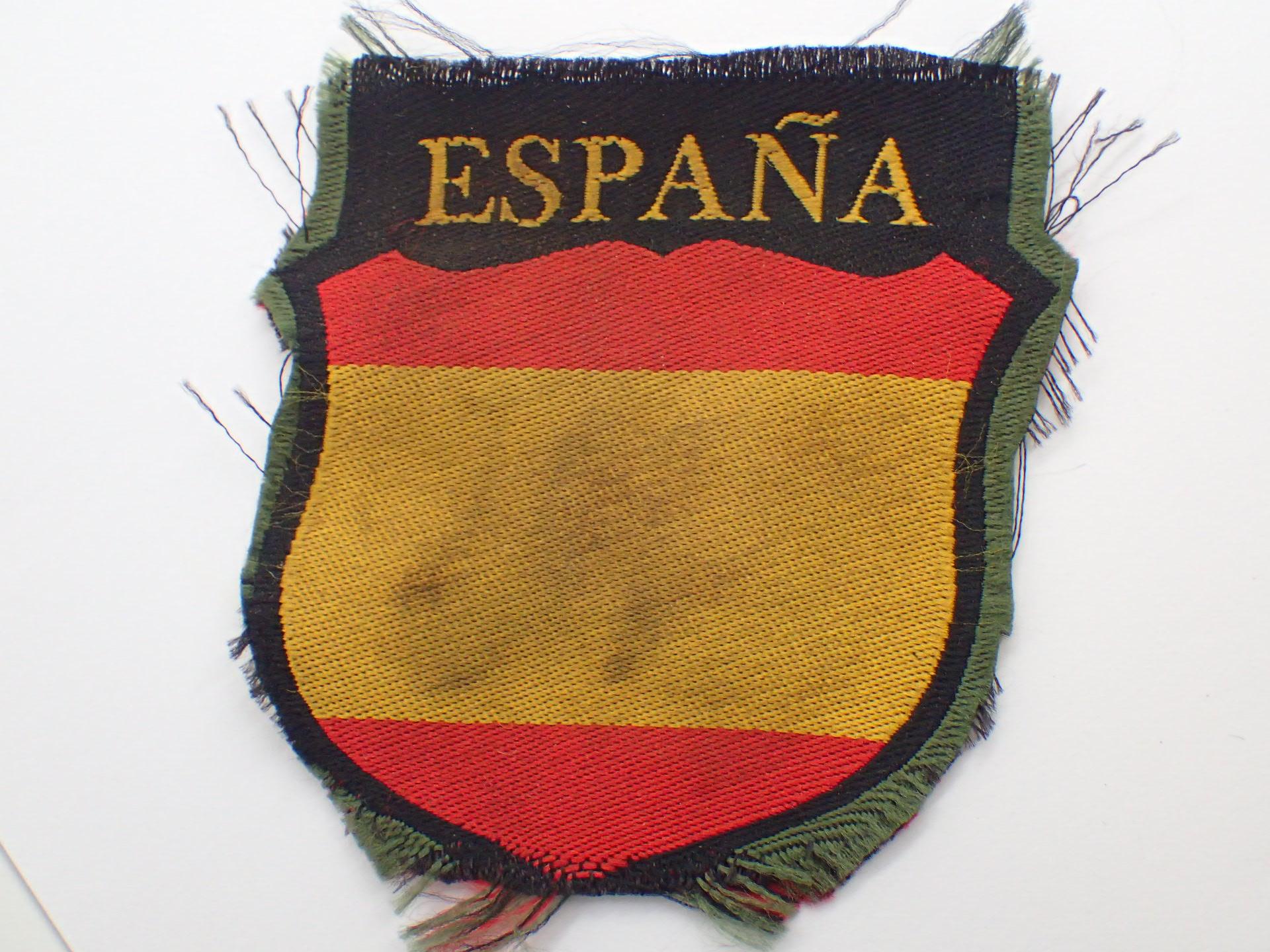 Lot 3 - German WWII Espana Condor Legion arm pat