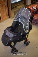 Lot 13 - *SILVER CROSS STROLLER