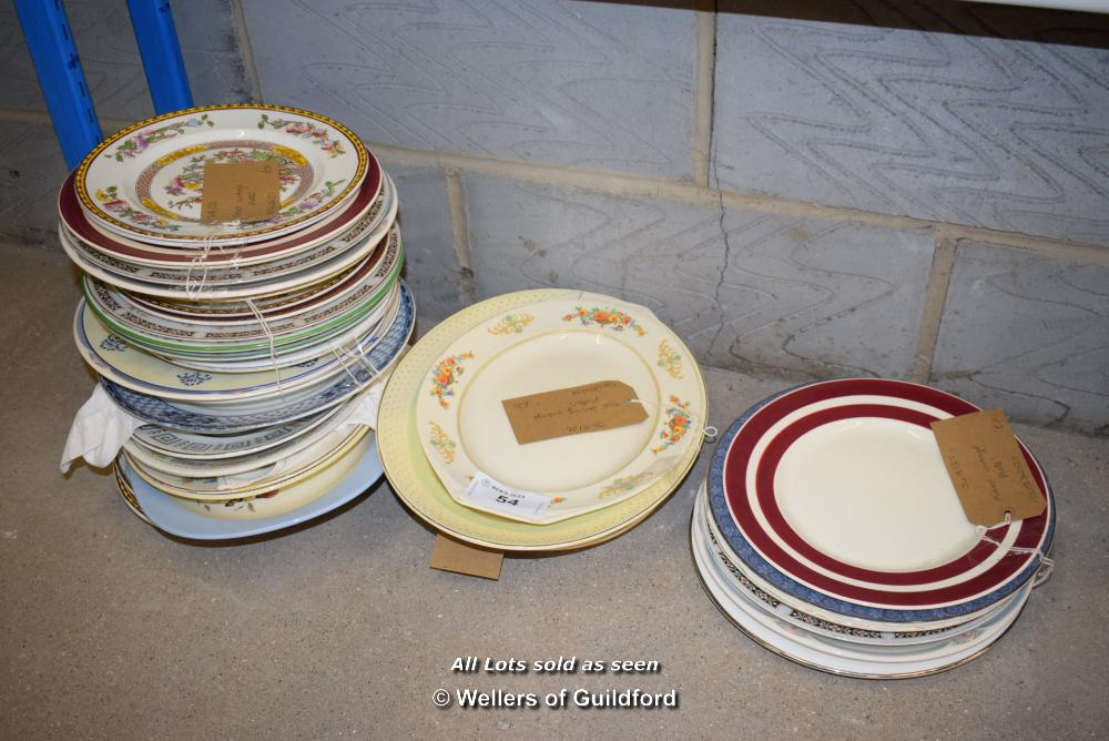 Lot 54 - *SHELF OF PORCELAIN WARE AND COLLECTABLES