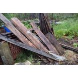 Lot 39 - QUANTITY OF RECLAIMED BOARD