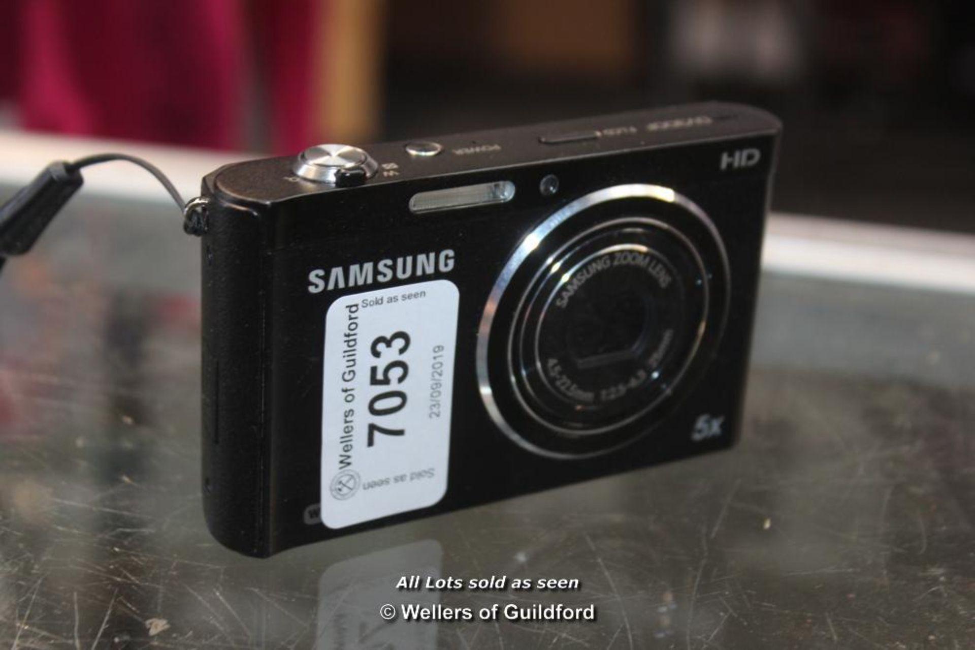 Lot 7053 - *SAMSUNG DV300F DIGITAL CAMERA [172-23/09]