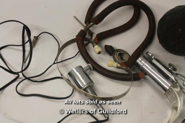 Lot 7468 - *Collection of vintage medical equipment (Lot subject to VAT) (LQD98)
