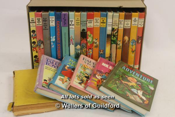 Lot 7353 - Enid Blyton books, mostly 1970's Deans reprints.
