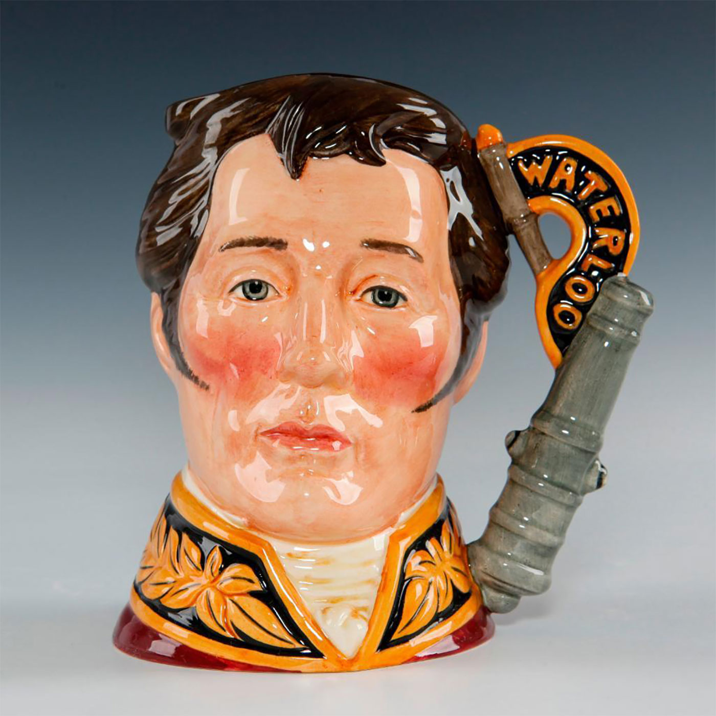 Lot 319 - ROYAL DOULTON DUKE OF WELLINGTON LARGE JUG D6848