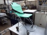 Lot 551 - Emergency folding evacuation chair