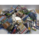 Lot 2010 - Bag containing quantity of CDs, DVDs and console games