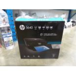 Lot 2058 - HP Envy 5640 all in one printer in box