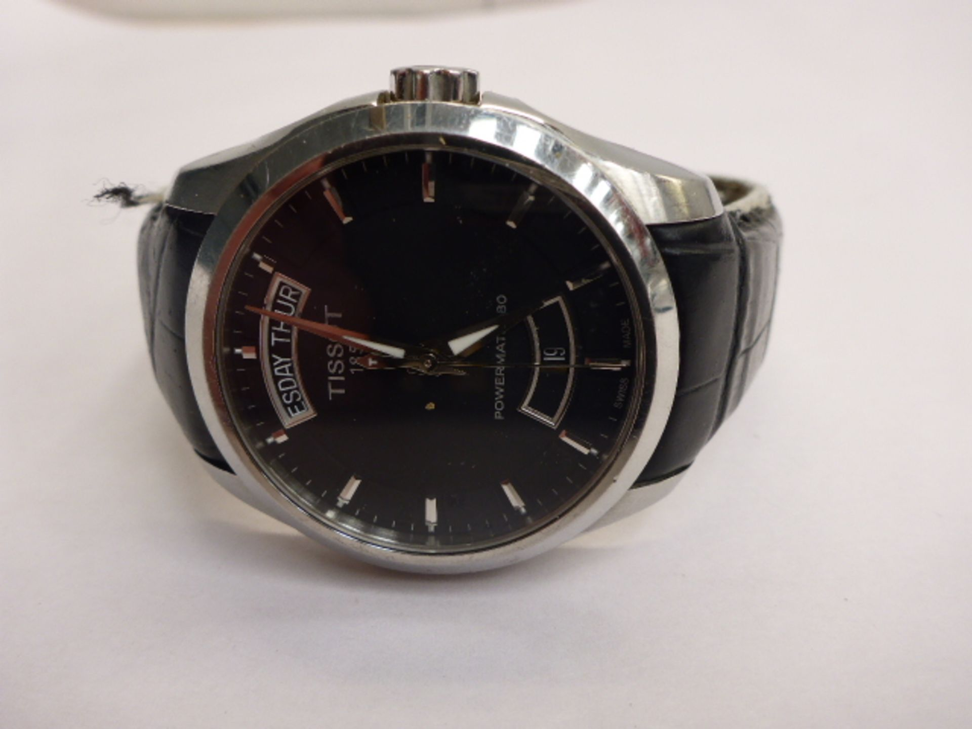 Lot 2026 - Tissot 1883 Powermatic 80 gents wristwatch