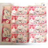 Lot 61 - Love 2 Shop (x10) - Total face value £100