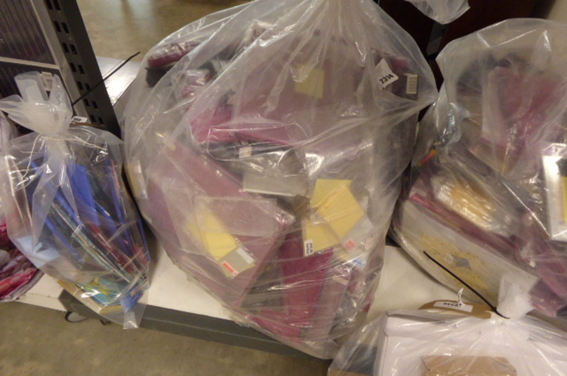Lot 2314 - Large bag containing quantity of tablet protector cases and covers