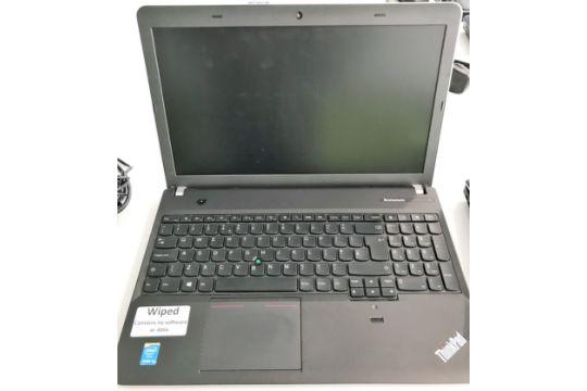 A Lenovo ThinkPad E540 Lap Top Computer i3 M4100 2 5GHz 4GB