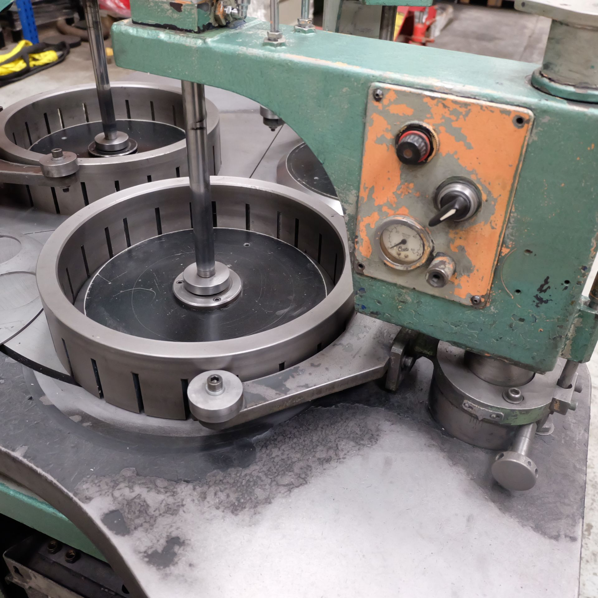 Lot 44 - A Precisionlap Model 36 Lapping Machine, Table dia