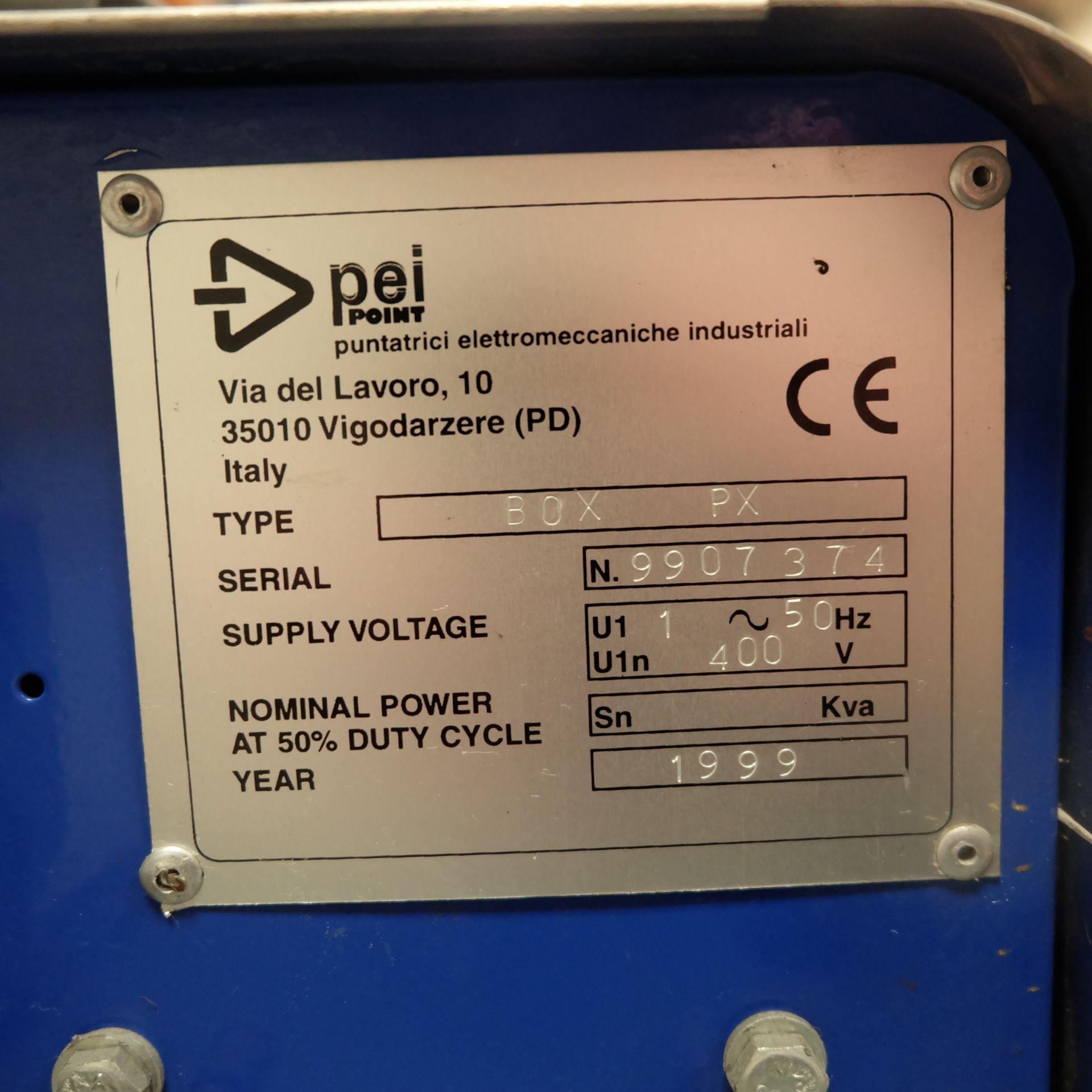 Lot 38 - A Mandrian Type RPS/15A Spot Welding Machine, 15kV