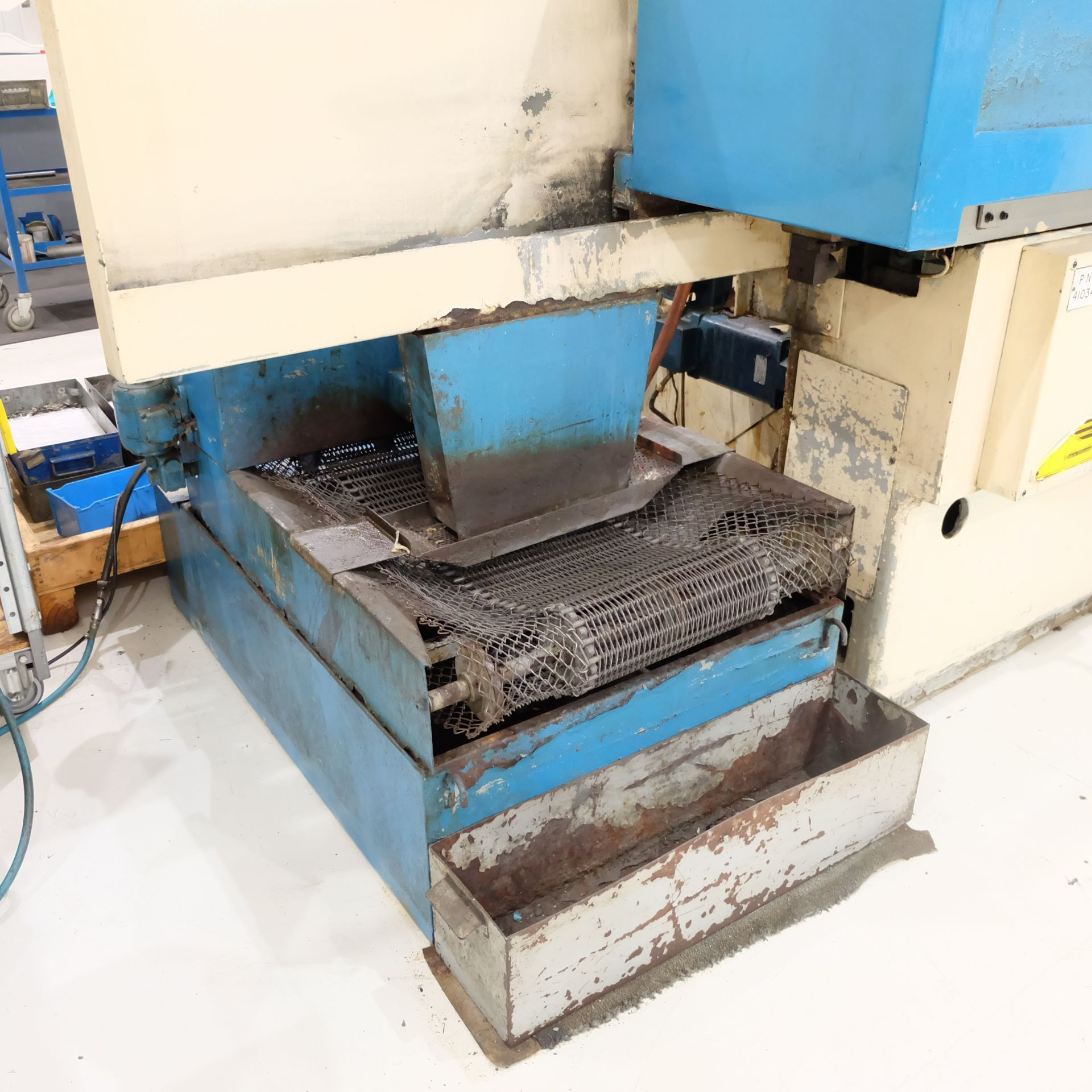 Lot 18 - An ELB Type SWZ6 Programmable Tool Room Surface Gr